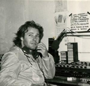 Punto Radio Vasco Rossi studio - Storia della radiotelevisione italiana. La magnifica storia di Punto Radio (la radio di Vasco Rossi)
