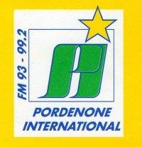 radio20pordenone20international2 1 - Storia della radiotelevisione italiana. Pordenone in FM venti anni fa ed oggi