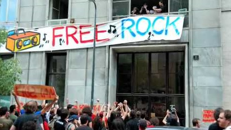 rock fm saluti 1 - Radio, Milano: si è spenta Rock FM. Mondadori non ha creduto nel progetto