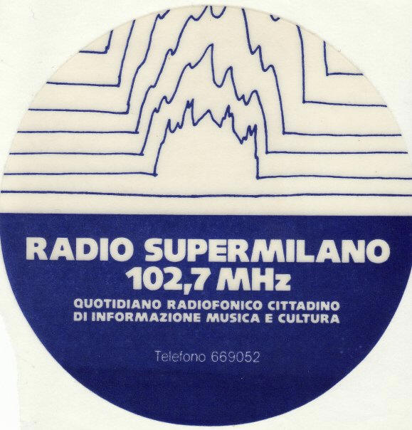 Radio Supermilano - Storia della radiotelevisione italiana. Anni '80: Radio Capodistria a Milano