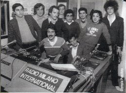 Radio20Milano20International - Radio libere. I 40 anni di Radio Milano International: Angelo e Rino Borra a ruota libera in streaming