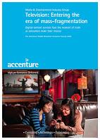 Accenture 2009 Consumer Broadcast Survey - Radio e Tv. Aumentano gli utenti di IpTv e Mobile Tv e arriva Android. Si converge verso il web