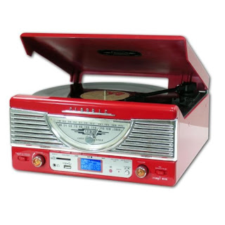 Nilox VintageNX100R - Tecnologie: Nilox NX100R, dal vinile all'MP3