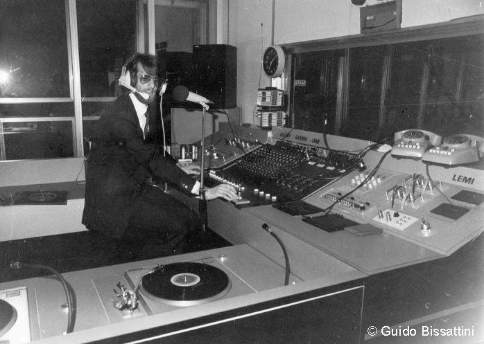radio gemini one studio - Storia della radiotelevisione italiana. Torino, anni '70: Radio Gemini One