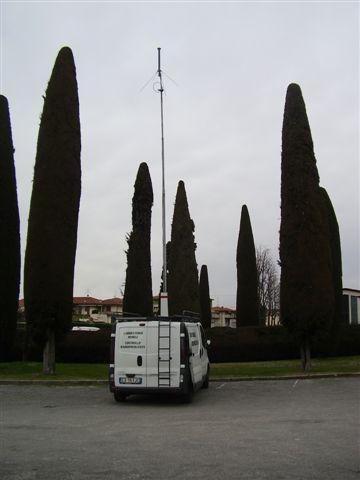 Consultmedia20misure203 - Adeguamento a canalizzazione europea 174-230 MHz (Banda VHF III). Incontro task force del 18/05/2009 presso D.G. del MSE-Com
