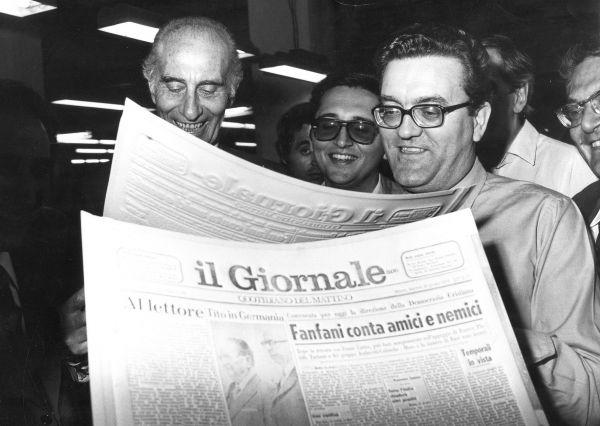 giornale nuovo - Storia della radiotelevisione italiana. 1976: quando Montanelli pensava (già) alle radio metropolitane di informazione