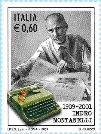 indro montanelli francobollo - Storia della radiotelevisione italiana. 1976: quando Montanelli pensava (già) alle radio metropolitane di informazione