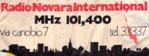 radio novara international 300x113 - Storia della radiotelevisione italiana. 1975: quando a Milano si ascoltavano Radio Asti, Radio Torino, Radio Omegna, Radio Lecco, Radio Brescia e Radio Piacenza