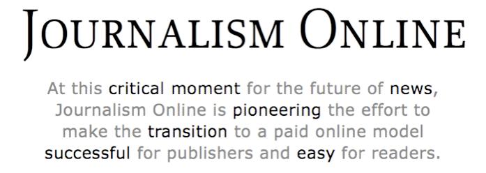 Journalism20online - Editoria online. Micropagamenti, ma non troppo