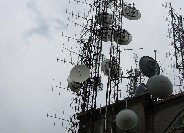 antenne20Monte20Maddalena20Brescia202 - Radiotelevisione: la crisi dà una spinta all'outsourcing. In tutte le direzioni