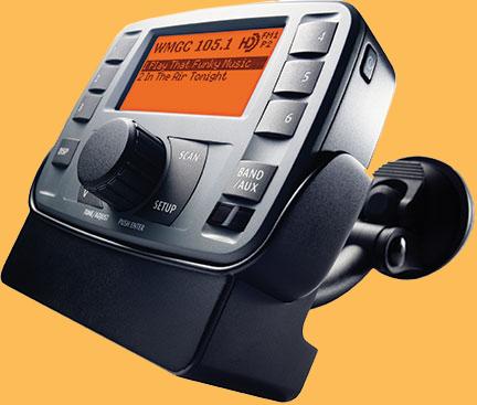 HD20Radio20mobile - Radio digitale: all'estero si sposa la neutralità tecnologica attraverso l'utilizzo di formati ibridi, mentre in Italia si perde il treno col monoformato