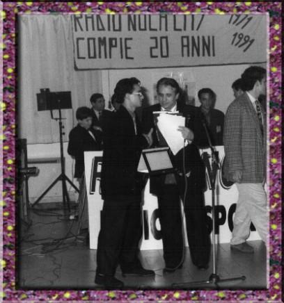 Radio20Nola20 201971 1991 - Storia della radiotelevisione privata italiana. In Campania per trovare la prima radio libera ancora in attività