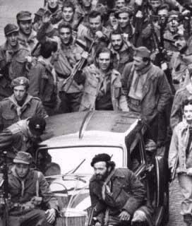 Partigiani20liberazione201945 - Storia della Radiotelevisione italiana: 1945, verso la libertà