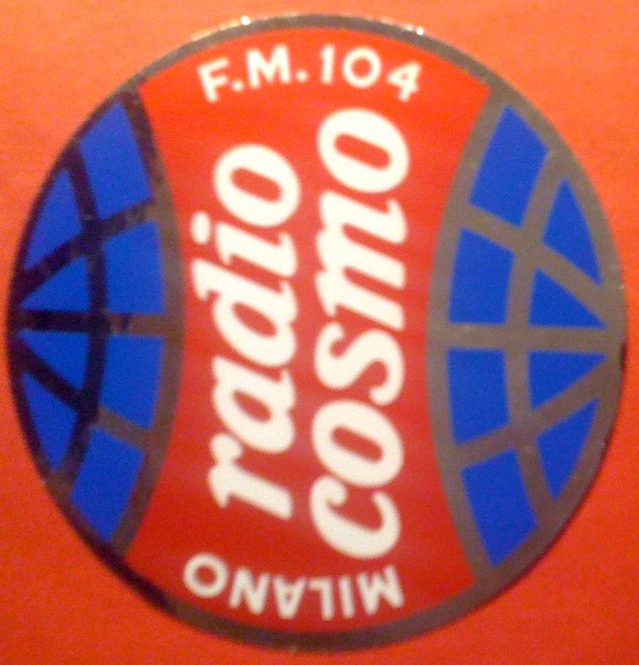 Radio Cosmo 104 - Storia della radiotelevisione italiana. Milano da bere: da Cosmo 104 a Radio 105 Classics