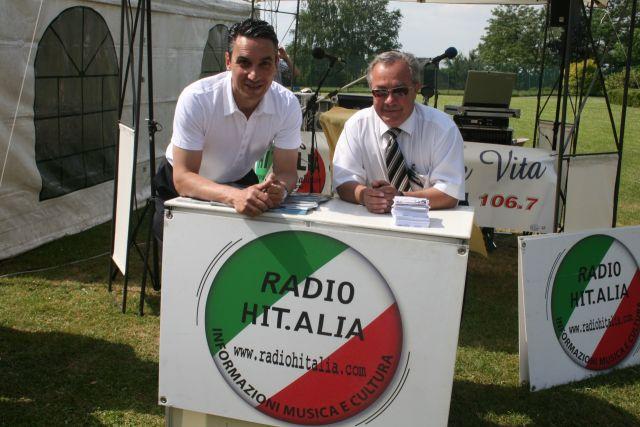 Radio20Hit alia - Storia della Radiotelevisione italiana. Radio estere in italiano