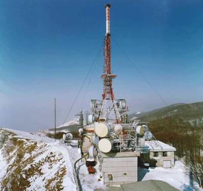 antenna20monte20nanos - Storia della radiotelevisivione italiana. Le esperienze nel Nord Est (e non solo) dal 1928