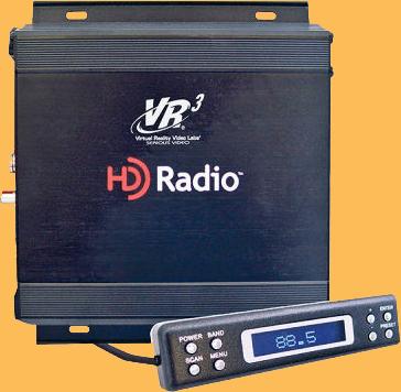 HD20Radio20installazione - Radio numerica. L'FM digitale in Svizzera da settembre con 5 emittenti HD Radio