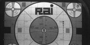 RAI monoscopio 300x150 - Storia della radiotelevisione italiana. Tempo Tv e TVL Televisione Libera: le prime tv private. Nel 1956 e 1957!