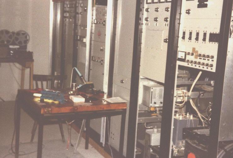 Radio 24 box Groppera 1 - Storia della radiotelevisione italiana. L'esperienza di Radio 24 (Zurigo) in Italia