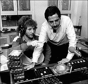 radio 24 studi 1 300x286 - Storia della radiotelevisione italiana. L'esperienza di Radio 24 (Zurigo) in Italia