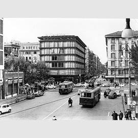 Roma anni 50 - Storia della radiotelevisione italiana. Anni '50, Tempo Tv: si tenta di scardinare il monopolio tv RAI