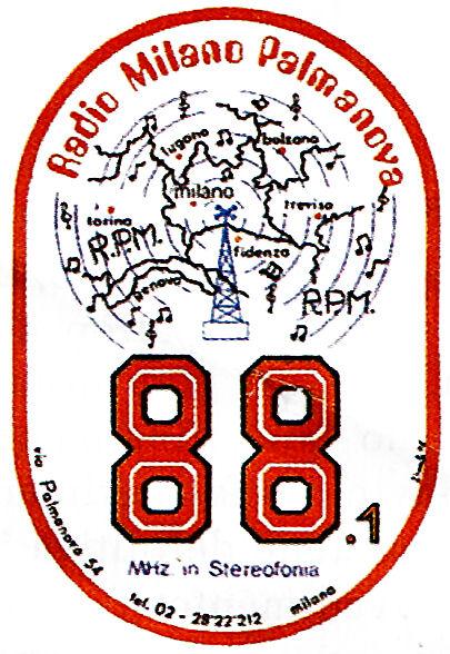 RADIO MILANO PALMANOVA - Storia della radiotelevisione privata italiana. Ginevra 1984: apocalisse annunciata delle radio italiane