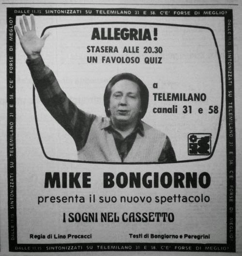 sognicassetto - Storia della radiotelevisione italiana. Canale 5: esordi del più importante network privato italiano