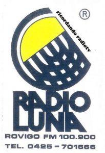 Radio Luna Rovigo 205x300 - Storia della radiotelevisione italiana. Da New Radio Corporation a Top Italia Radio passando per Radio Luna Milano