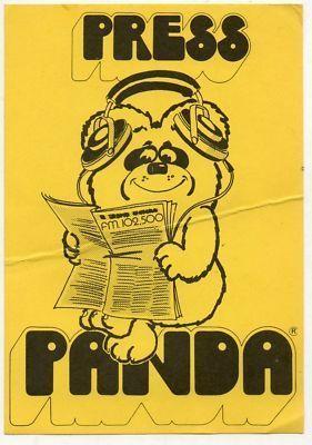 Radio20Press20Panda20Milano 1 - Storia della radiotelevisione italiana. Milano, Radio Press Panda: lo sport su tutto