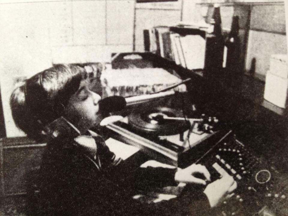 """Radio Porta Romana 1 - Storia della radiotelevisione italiana. Milano, 1979: Vip Radio, """"la tua discoteca in FM"""""""