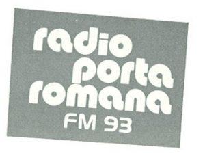 """Radio Porta Romana 300x231 - Storia della radiotelevisione italiana. Milano, 1979: Vip Radio, """"la tua discoteca in FM"""""""
