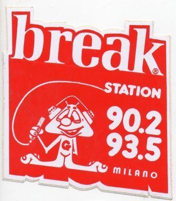 Radio20Break20Station 1 1 - Storia della radiotelevisione italiana. Milano, 1975-1980: tripudio della radiofonia effimera