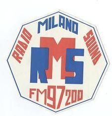 Radio20Milano20Sound1 1 - Storia della radiotelevisione italiana. Milano, 1975-1980: tripudio della radiofonia effimera