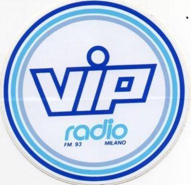 """VIP Radio Milano - Storia della radiotelevisione italiana. Milano, 1979: Vip Radio, """"la tua discoteca in FM"""""""