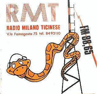 radiomilanoticinese - Storia della radiotelevisione italiana. Radio Milano Ticinese, la radio di Gino Bramieri