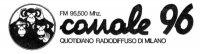 Radio Canale 96 Milano - Storia della radiotelevisione italiana. Radio Mediolanum, musica per andare lontano