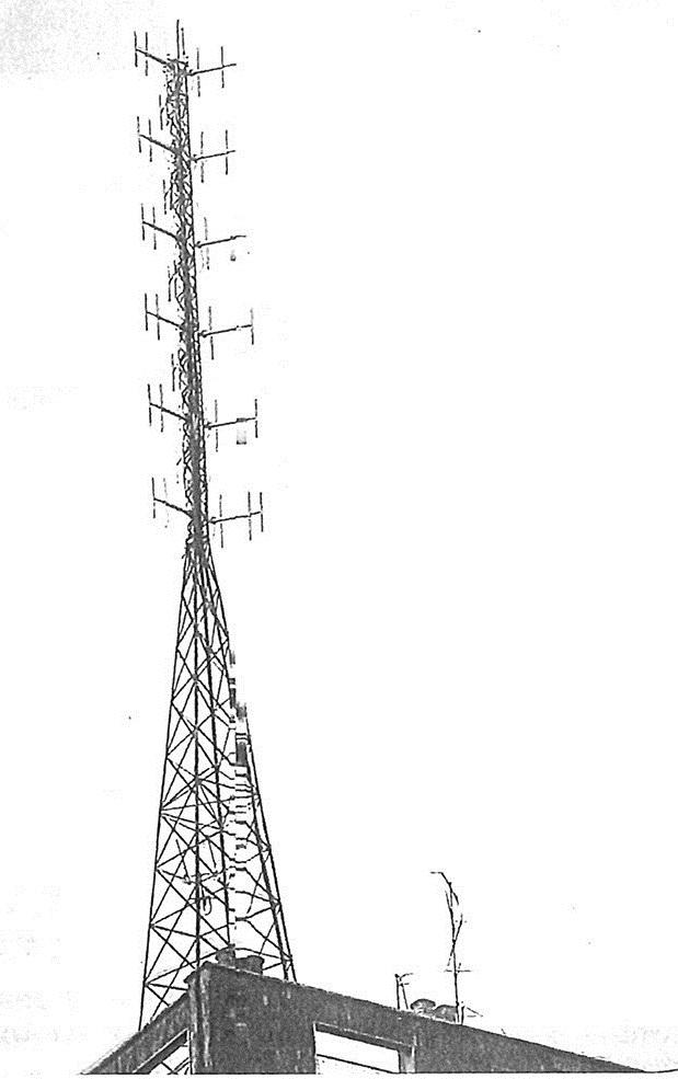 Radio Montestella 1032 MHz Via de Amicis - Storia della radiotelevisione italiana. Radio Montestella: l'eterna numero due