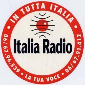 italia radio 300x300 - Storia della radiotelevisione italiana. Lombardia: da Radio Regione a Italia Radio sull'esperienza di Milano Centrale