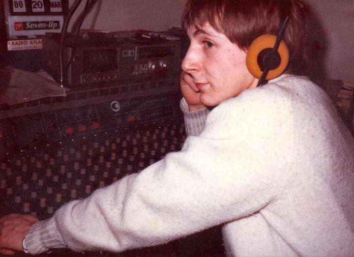 radio atlanta studio primo piano mixer - Storia della radiotelevisione italiana. Radio Atlanta Milano: in FM e oltre