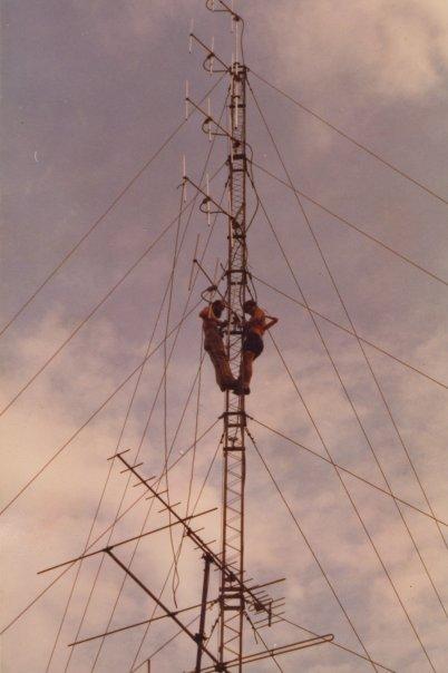 radio capo nord antenna - Storia della radiotelevisione italiana. Radio Atlanta Milano: in FM e oltre