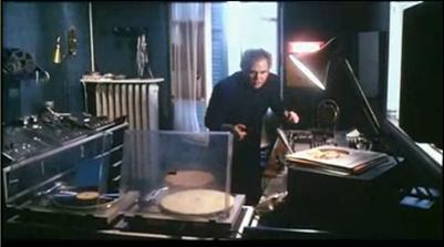 GBR Antenna Italia sala registrazione - Storia della radiotelevisione italiana. Roma, 1980: GBR Antenna Italia, prima rete nazionale interconnessa?