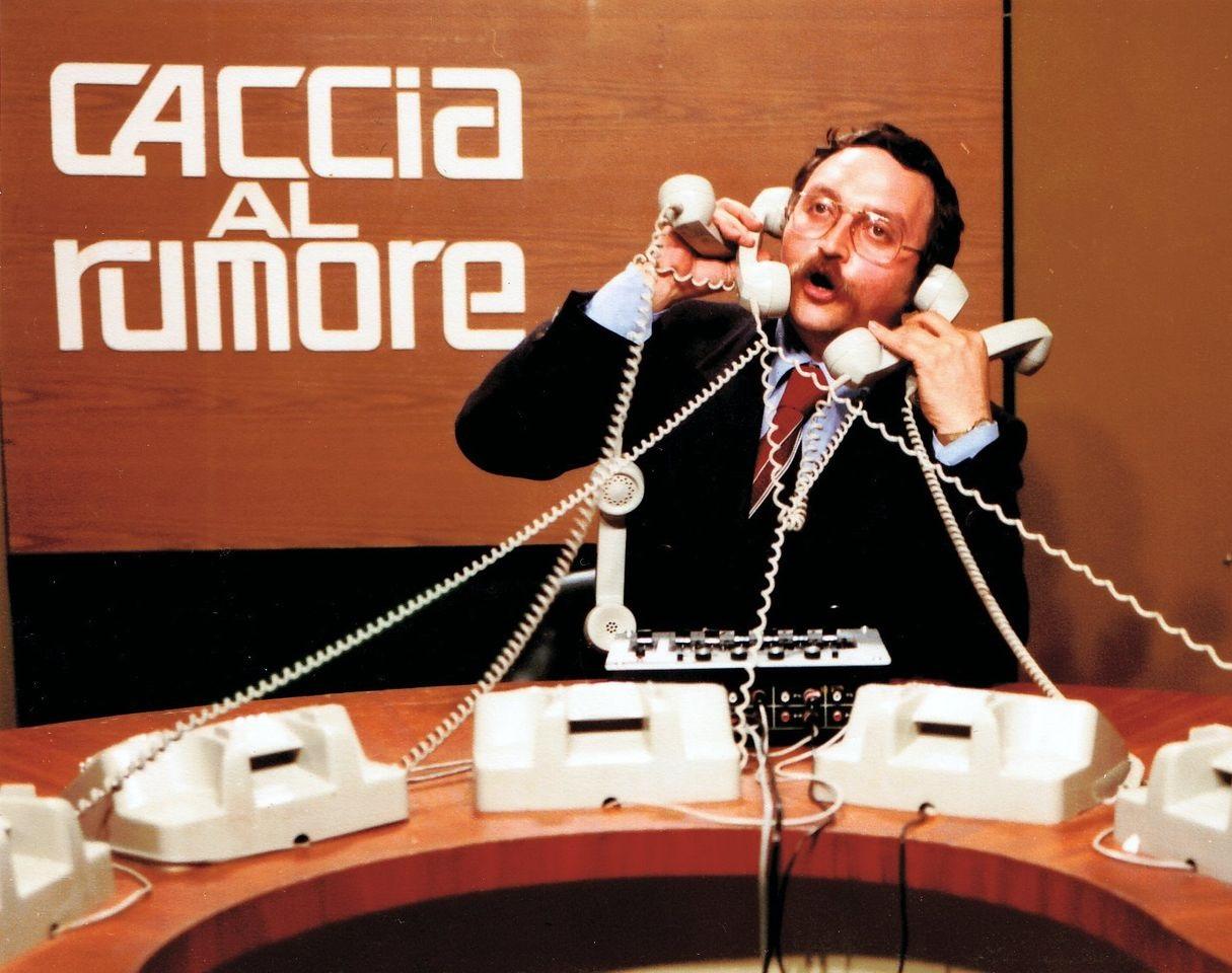 GBR Caccia al Rumore - Storia della radiotelevisione italiana. Roma, 1980: GBR Antenna Italia, prima rete nazionale interconnessa?