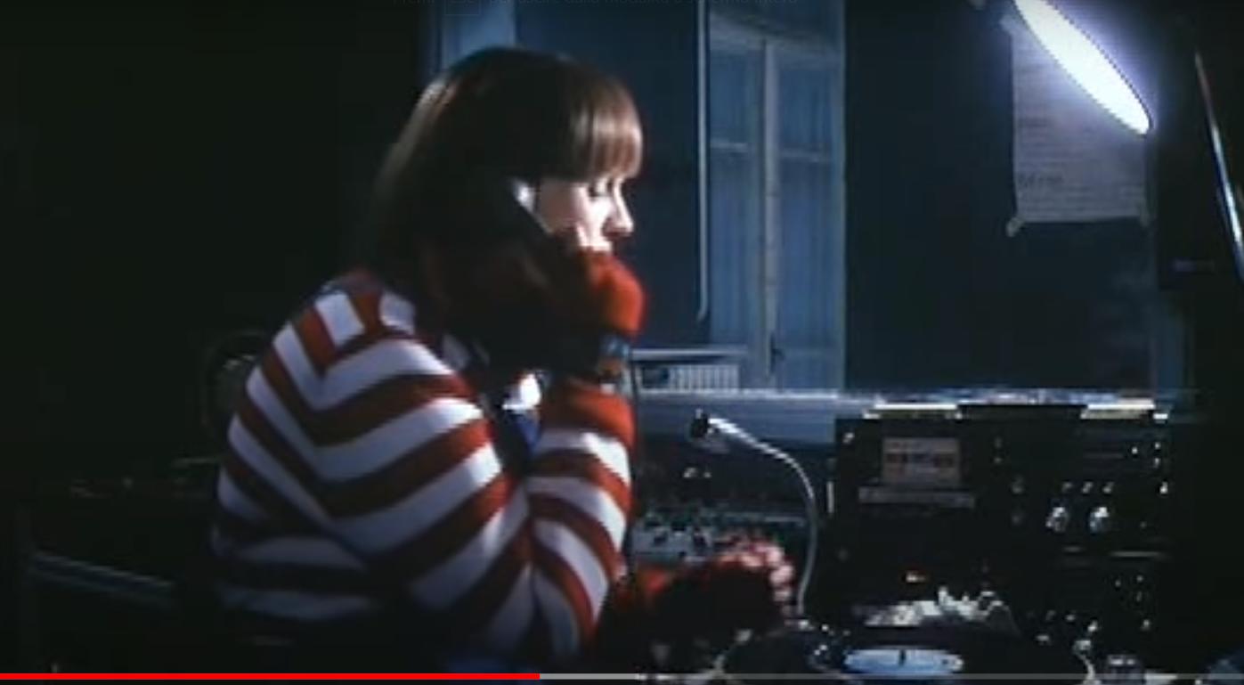 GBR Roma studio 2 - Storia della radiotelevisione italiana. Roma, 1980: GBR Antenna Italia, prima rete nazionale interconnessa?