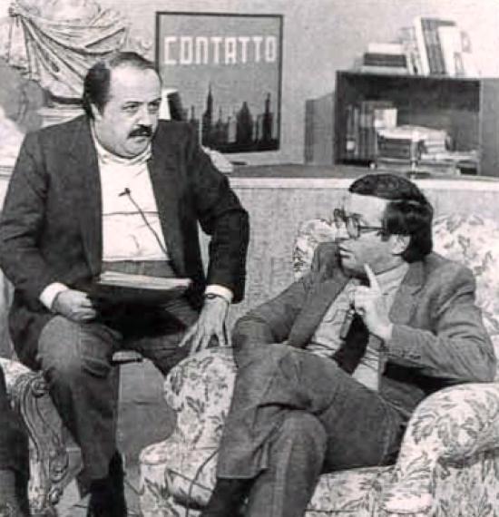 Primarete Indipendente Contatto - Storia della radiotelevisione italiana. Roma, 1980: GBR Antenna Italia, prima rete nazionale interconnessa?