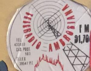 radio ambrosiana 300x236 - Storia della radiotelevisione italiana. Milano: Ambrosiana, la radio mai uscita dall'ombra del Duomo