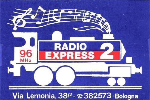 radio express 2 - Storia della radiotelevisione italiana. Roma, 1980: GBR Antenna Italia, prima rete nazionale interconnessa?