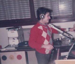 Radio Sud studio 1 - Storia della radiotelevisione italiana. RDL: da Radio Diffusione Lombarda a Radio Sud Milano