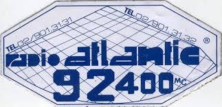 radio atlantic adesivo - Storia della radiotelevisione italiana. Milano, Radio Atlantic: provinciale solo all'anagrafe