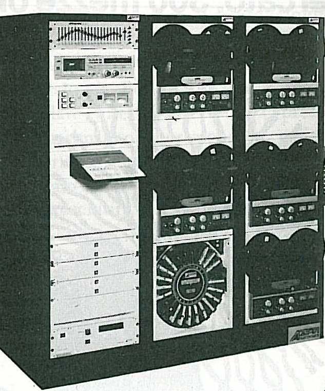regia automatica Azeta1 - Storia della radiotelevisione italiana: Mare Network, quando il Friuli era un laboratorio di sperimentazione della radiofonia italiana