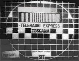 tvs express toscana - Storia della radiotelevisione italiana. TVS Express - Teleciocco, la prima rete nazionale privata interconnessa italiana